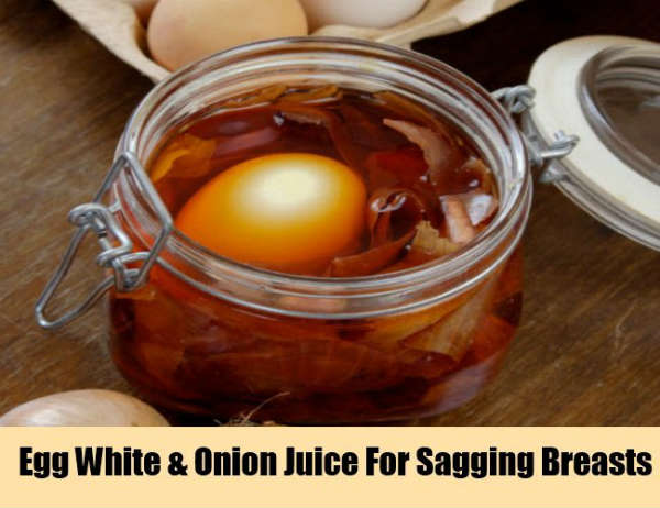 Egg White Onion Juice For Sagging Breasts tips tamil