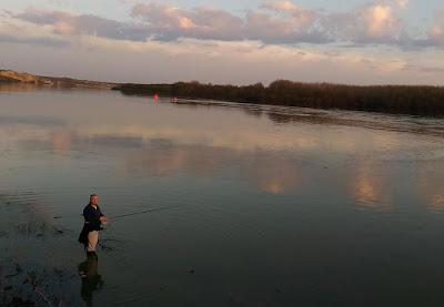Primul Avat pe Dunare in 2016 - pescuit