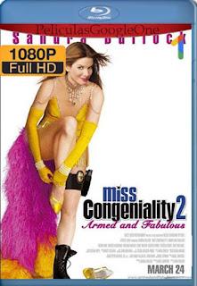 Miss Simpatia 2 [2005] [1080p BRrip] [Latino-Inglés] [GoogleDrive] RafagaHD