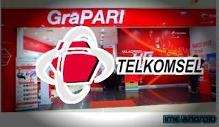 Alamat GraPARI Telkomsel