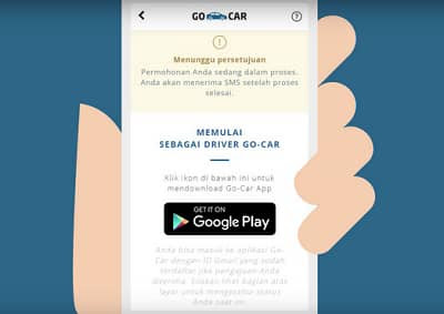 download aplikasi Gocar