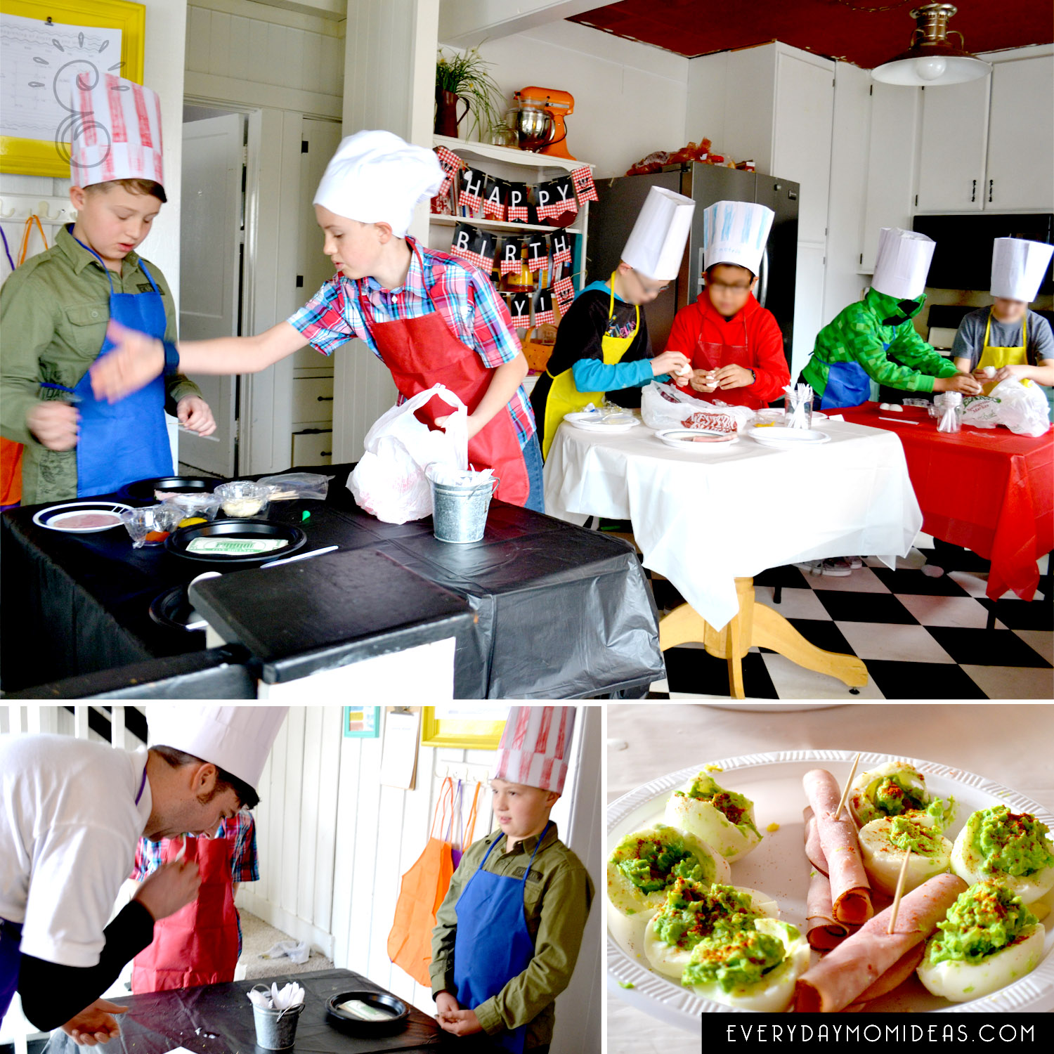 Cutthroat Kitchen Birthday Party Everyday Mom Ideas