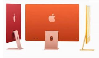 مواصفات وسعر آبل آي ماك 2021 Apple iMac