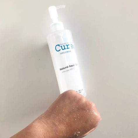 co che tay da chet Cure Natural Aqua Gel