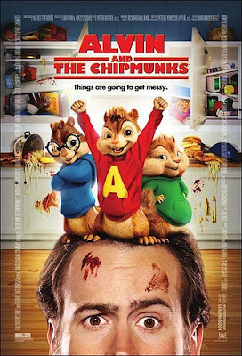 Alvin and the Chipmunks [2007] [DVD R1] [Latino]