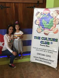 Actividades realizadas en la etapa preescolar: conocer de otros lugares del mundo