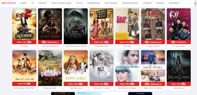 Iflix Website Nonton Film Indonesia