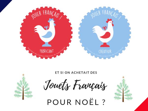 Et si on achetait des jouets français pour Noël ?
