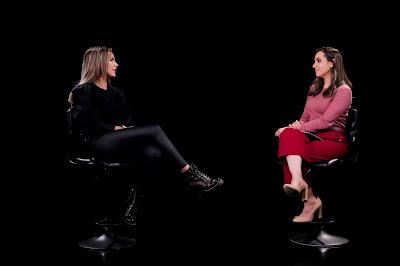 Livia Raick entrevista Deolane Bezerra - (Foto: Beatriz Nadler/SBT)