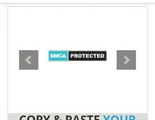 Cara Membuat Dan Memasang DMCA Protected Gratis Di Blogger