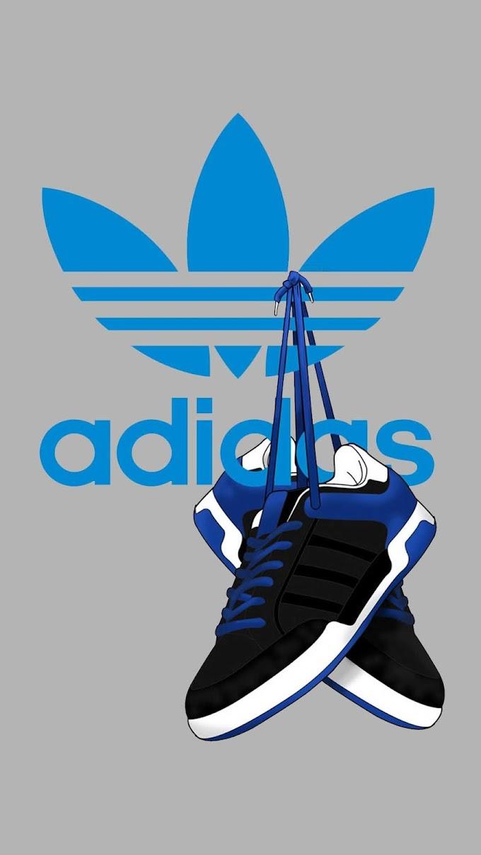 Papel de Parede Celular Adidas