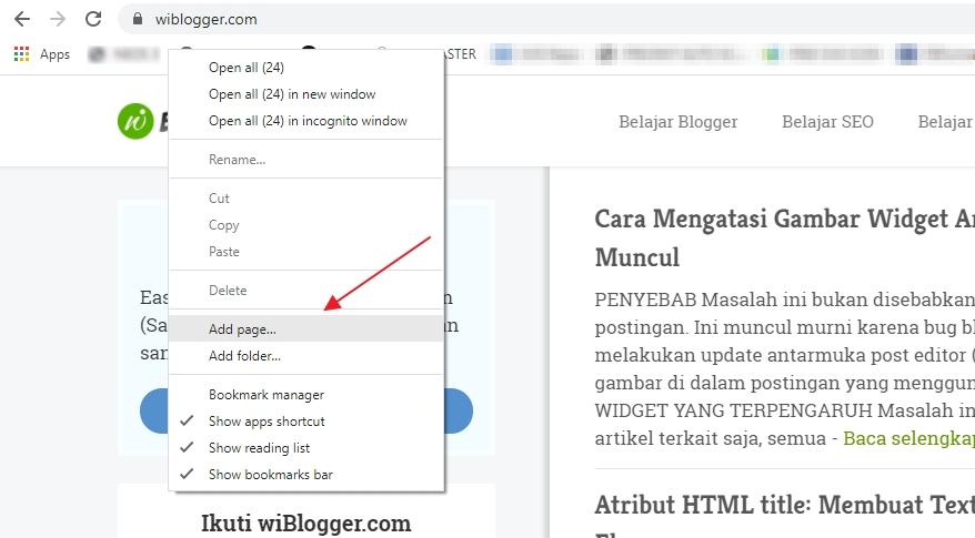Mencegah Scroll Otomatis ke Atas di XML Editor Blogger