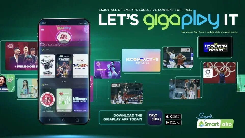 Smart launches GigaPlay App with special content for users