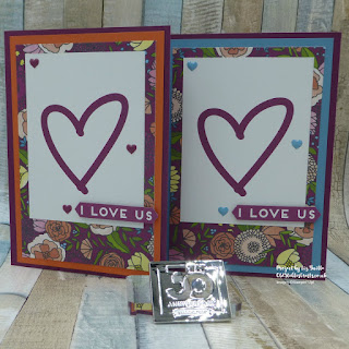 Sweet Soiree Memories and More Valentine's Day Card