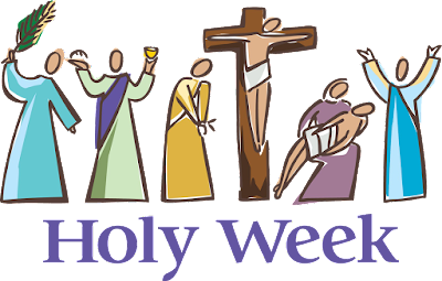 Blessed Holy Week