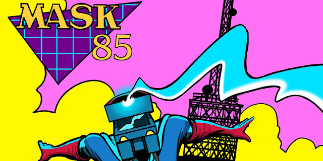 Read Issue 3 of the 'M.A.S.K. 85' Comic Book
