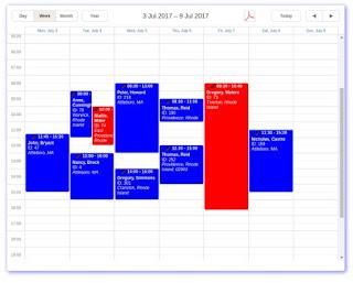 Job Schedule