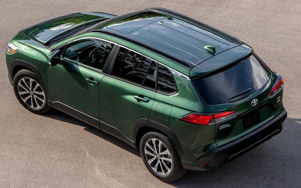 Toyota Corolla Cross XLE  2022 - AWD