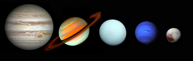 معلومات | معلومات واسرار عن الكواكب