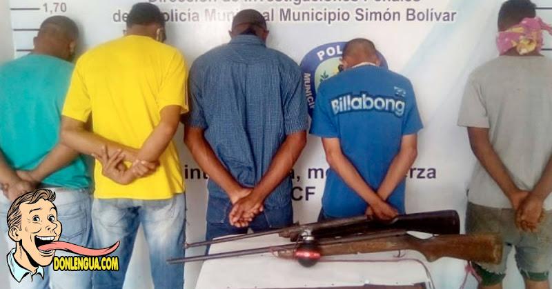 Mataron al líder de Los Burritos y metieron presos al resto de la banda