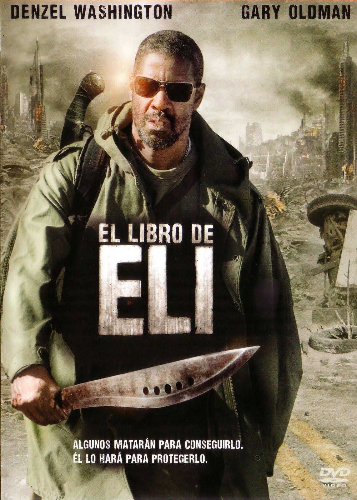 Cine Y Mucho Más: El Libro De Eli / Cine