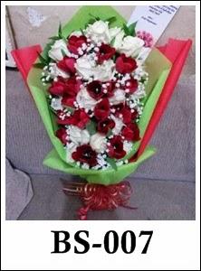 Bunga Tangan Ulang Tahun