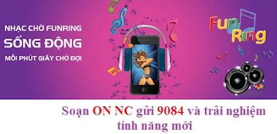 Hướng dẫn tặng nhạc chờ Funring Mobifone cho thuê bao khác