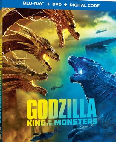 Godzilla: King of the Monsters 2019 ORG Hindi Audio BluRay