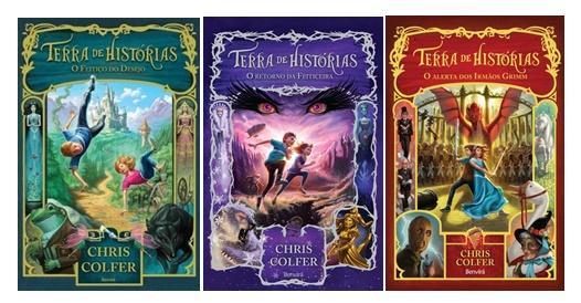 Séries fantásticas e distópicas para ler