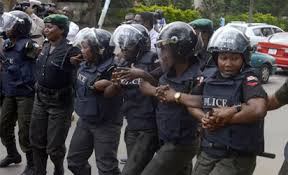 Police Open Fire On Protesting AAUA Students