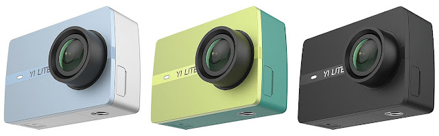 Action Camera YI Lite