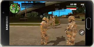 تحميل لعبة gta san andreas للأندرويد مجانا كاملة برابط واحد