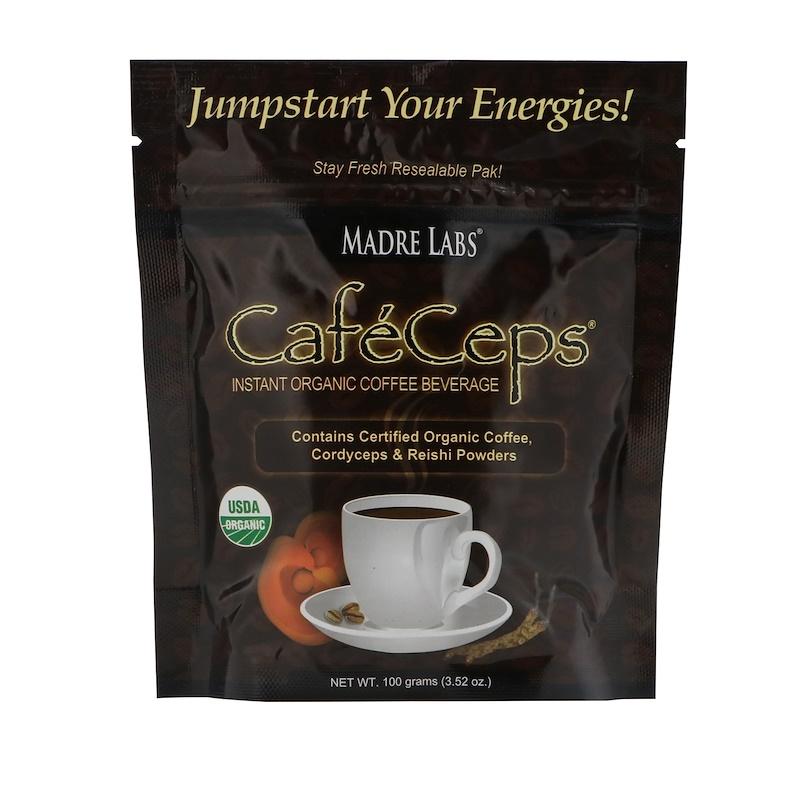 www.iherb.com/pr/Madre-Labs-CafeCeps-Certified-Organic-Instant-Coffee-with-Cordyceps-and-Reishi-Mushroom-Powder-3-52-oz-100-g/23428?rcode=wnt909