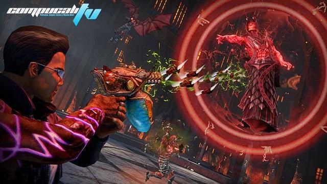 Imagenes de Saints Row Gat out of Hell PC