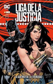 Liga de la Justicia: Coleccionable semanal tomo7