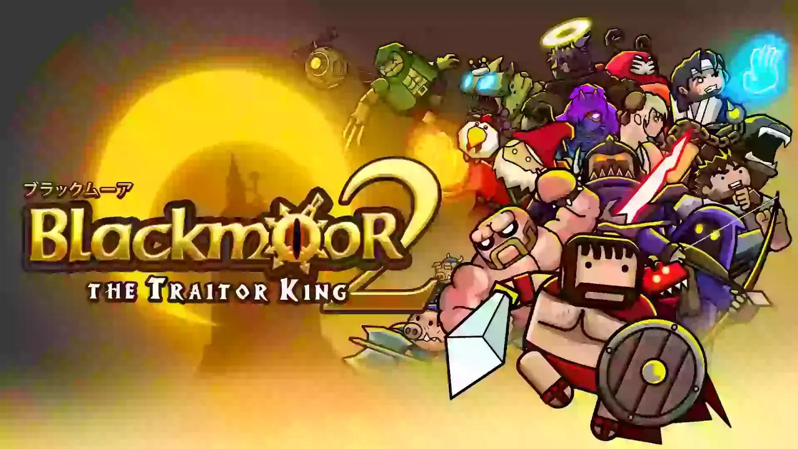 ستجعل Blackmoor 2 أي شخص ، حتى أول لاعبي ألعاب الهاتف المحمول ، يضطرون إلى البحث والتنزيل على الهاتف. لعبة مشهد قتال قديمة وجديدة تجمع بشكل مثالي!