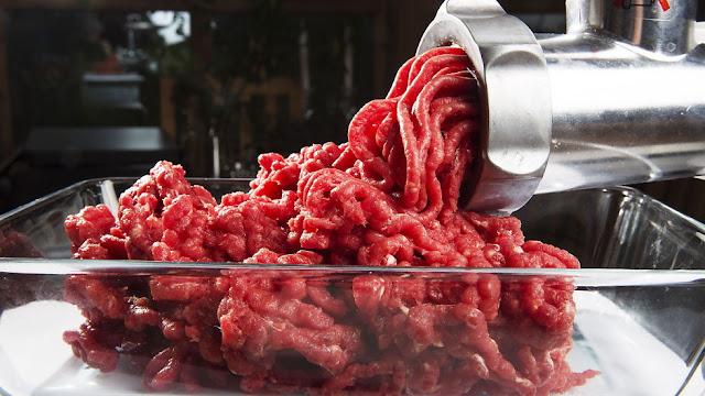 Kvernet kjøtt-/karbonadedeig
