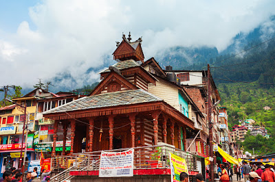 Major tourist places of Manali attract most tourists bhasare.com