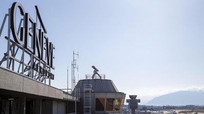 Switzerland Announces Closing Part of Its Airspace