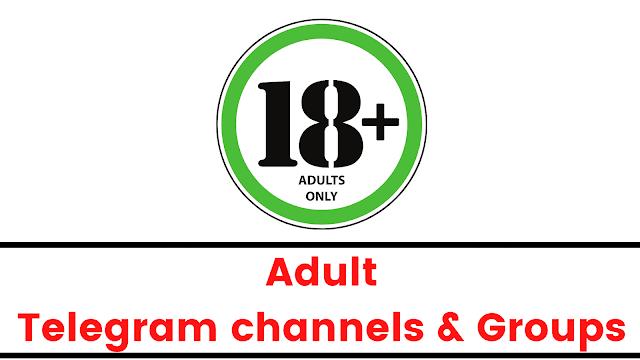 【BEST】Telegram Adult Groups | Telegram Adult Channels