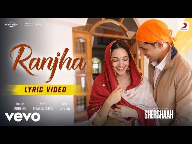 Ranjha Lyrics-B PRAAK