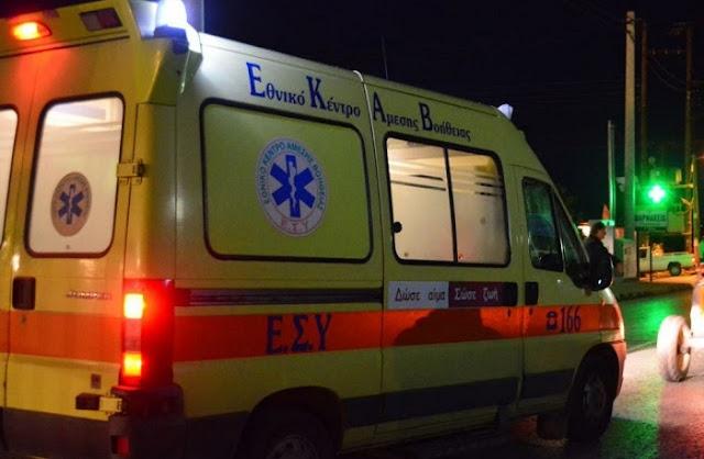 Νεκρός 29χρονος σε τροχαίο δυστύχημα στην επαρχιακή οδό Άστρους - Λεωνιδίου