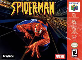 Free Download Spider-man Nitendo 64 ISO PC Games Untuk Komputer Full Version ZGASPC
