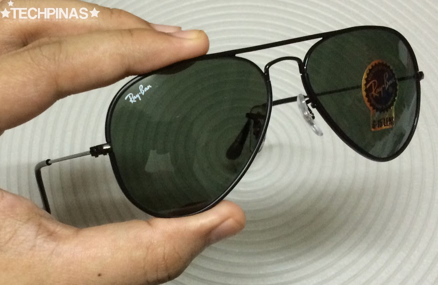 ab2fdec8849 Ray-Ban Sunglasses Guide   How to Spot An Authentic Ray-Ban Aviator ...