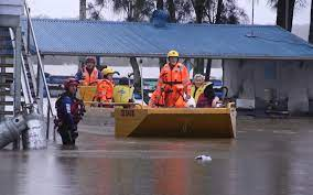 Evacuations ordered in Sydney