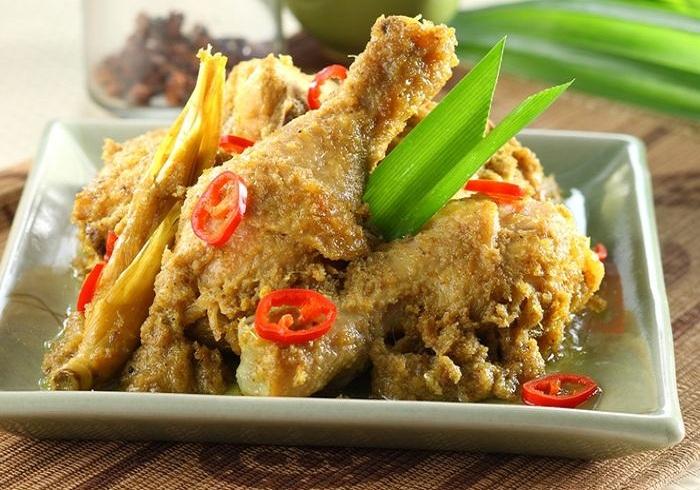 Resep Ayam Gagape Makassar