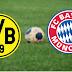 Dortmund e Bayern duelam pelo título da Bundesliga nesta 3ª feira