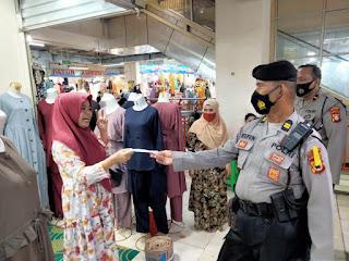 Mari Bersatu Lawan Covid 19 dengan Patuhi Prokes dan Vaksinasi, Imbau Personil Polres Pelabuhan Makassar