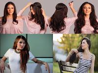 6 Cara Tepat Rawat Rambut Setelah Hair Extension