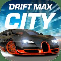 Drift Max City Unlimited Money MOD APK